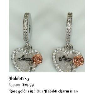 Jewelry - New Habibti (My Love) Charm